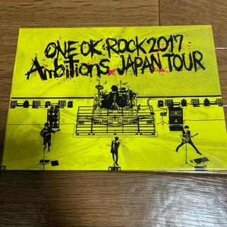 ワンオクロック(ONE OK ROCK)のONE OK ROCK 2017 Ambitions Japan Tour (ミュージック)