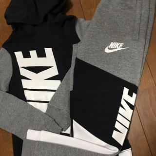 NIKE - 【新品】ナイキ セットアップ 上下 160