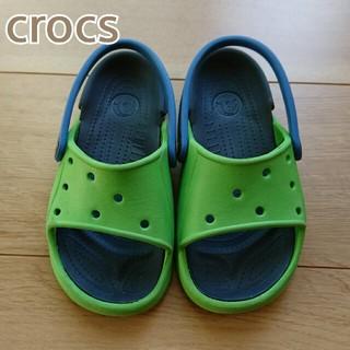 クロックス(crocs)の【crocs】クロックス キッズサンダル(サンダル)