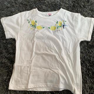 ピンクラテ(PINK-latte)のPINK-latte 半袖Tシャツ S(160)(Tシャツ(半袖/袖なし))