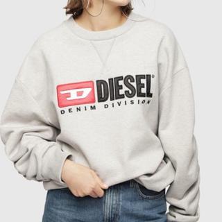 ディーゼル(DIESEL)のdiesel スウェット(トレーナー/スウェット)