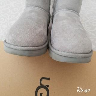 アグ(UGG)の【確認用②】【UGG】MINI BAILEY BOW II♡size 24(ブーツ)