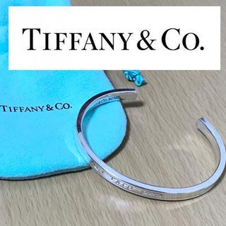 Tiffany & Co. - ティファニー(TIFFANY&CO) シルバー バングル