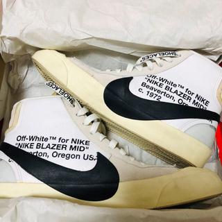 NIKE - Nike Off-White Blazer 1st 26.0 美中古 付属品完備