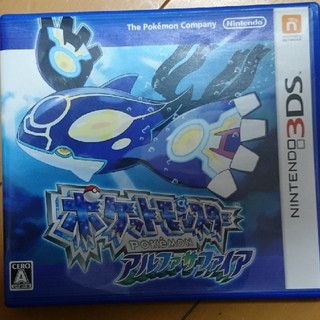 ポケットモンスター アルファサファイア 3DS