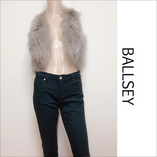 Ballsey - BALLSEY フォックスファー ベスト♡Deuxieme Classe ザラ