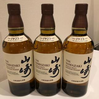 サントリー(サントリー)の山崎3本(ウイスキー)