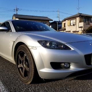マツダ - ■車検2022年1月■ 埼玉 マツダ RX-8 5万km ETC BOSE