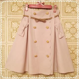 リズリサ(LIZ LISA)のリズメロ♡スカート(ひざ丈スカート)