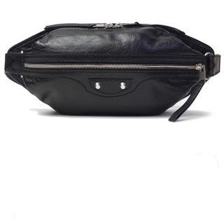 Balenciaga - バレンシアガ ボディバッグ メンズ 542013 CU504 1000 ブラック
