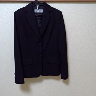 ザジ(ZAZIE)のZAZIE  黒のパンツスーツ  9AR(スーツ)