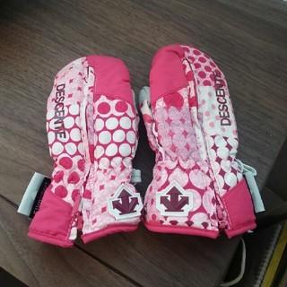 デサント(DESCENTE)のDESCENTE スキーグローブ キッズKSサイズ(手袋)