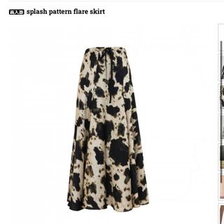 IENA - baybee スカート