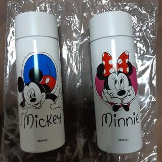 Disney - ★ディズニー ポケットボトル ミッキー&ミニー 120ml★
