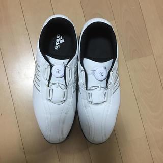 adidas - adidas  アディダス  ゴルフシューズ  スパイク  26.5