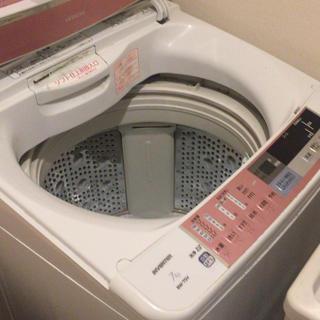 ヒタチ(日立)の日立洗濯機BW7SV 引っ越しの為売り切り(洗濯機)