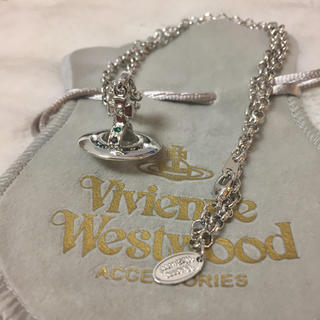 Vivienne Westwood - ヴィヴィアン ウェストウッド タイニーオーブネックレス