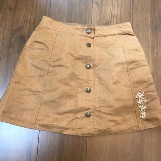 ジディー(ZIDDY)のジディ ZIDDY スカート 160センチ(スカート)