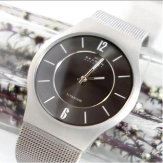 スカーゲン(SKAGEN)の★美品★スカーゲン SKAGEN メンズ M592(腕時計(アナログ))