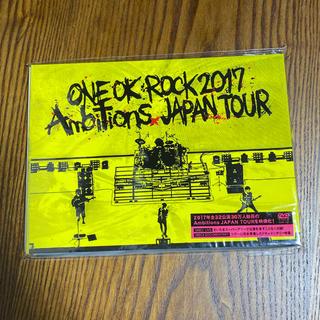 ワンオクロック(ONE OK ROCK)のone ok rock  ambitions tour 2017 (ミュージック)
