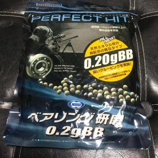 マルイ(マルイ)の東京マルイ ベアリング研磨0.2gBB 3200発入(エアガン)