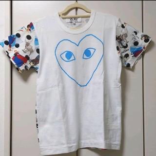 コムデギャルソン(COMME des GARCONS)のコムデギャルソン アナと雪の女王 Tシャツ(Tシャツ(半袖/袖なし))