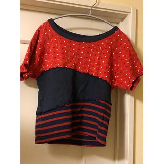 フェリシモ(FELISSIMO)のフェリシモ Tシャツ レディース(Tシャツ(半袖/袖なし))
