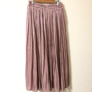 Kastane - くすみピンクスカート