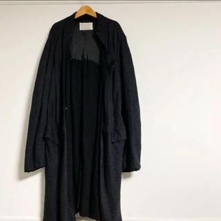 カラー(kolor)のkolor long coat(ステンカラーコート)