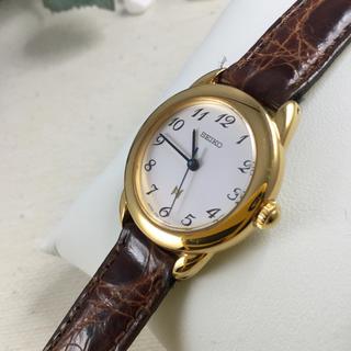 SEIKO - SEIKO  レディース腕時計 電池交換済