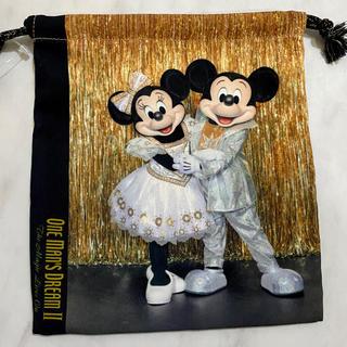 Disney - ワンマンズドリーム 巾着 イマジニングザマジック 実写 蜷川実花 ディズニー