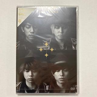ニュース(NEWS)の四銃士 DVD 通常盤 新品未開封(ミュージック)