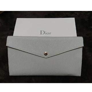 ディオール(Dior)のDior ディオール ノベルティ クラッチバッグ&タオルセット(クラッチバッグ)