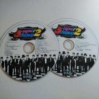 SUPER JUNIOR - 【SUPER JUNIOR】SUPER SHOW2  DVD