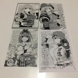 五等分の花嫁 特典(キャラクターグッズ)