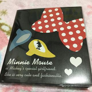 ディズニー(Disney)のミニーマウス フォトアルバム(キャラクターグッズ)