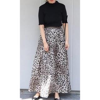 FRAMeWORK - FRAMeWORK 【金子綾×FRAMeWORK】ギャザースカート