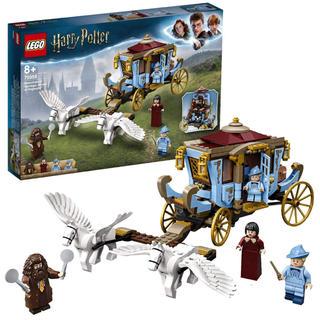 レゴ(Lego)のレゴ(LEGO) ハリーポッター ボーバトン校の馬車 75958(積み木/ブロック)