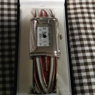 アビステ(ABISTE)のリエベ バングル 腕時計(ブレスレット/バングル)
