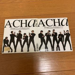 スーパージュニア(SUPER JUNIOR)のスーパージュニア 5集 A-CHA(K-POP/アジア)