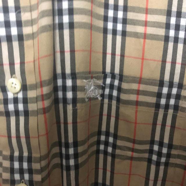 BURBERRY(バーバリー)のバーバリー  オーバーシャツ メンズのトップス(シャツ)の商品写真
