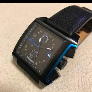 DIESEL - ディーゼル クロノグラフ腕時計