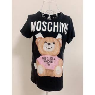 モスキーノ(MOSCHINO)のモスキーノTシャツ(Tシャツ(半袖/袖なし))