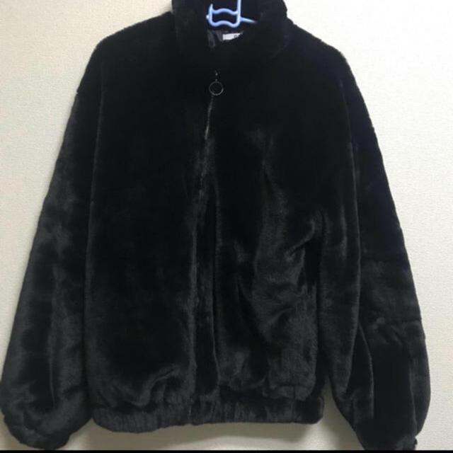 dholic(ディーホリック)のモコモコダウン SLY moussy kastane BEAMS ZARA 韓国 レディースのジャケット/アウター(毛皮/ファーコート)の商品写真