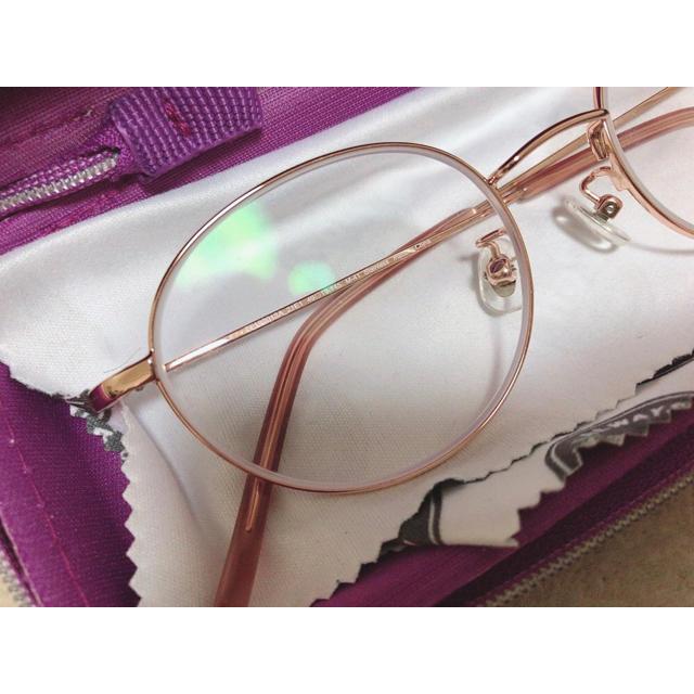 Zoff(ゾフ)のZoff 眼鏡 レディースのファッション小物(サングラス/メガネ)の商品写真