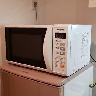 Panasonic - パナソニック 電子レンジ  700W 2012年製