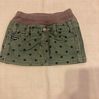 ジャンクストアー(JUNK STORE)のジャンクストアー スカート 90(パンツ/スパッツ)