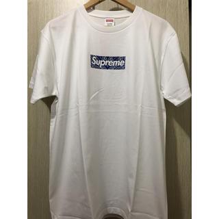 Supreme - Supreme Bandana Box LogoTシャツ