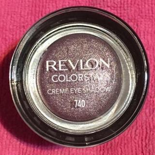 REVLON - 740⭐️新品 レブロン カラーステイ クリーム アイシャドウ