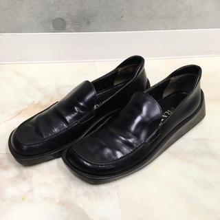 プラダ(PRADA)のPRADA ★ プラダ ローファー(ローファー/革靴)